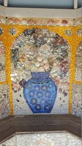 Abbey gardens mosaic
