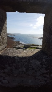 King Charles castle Tresco
